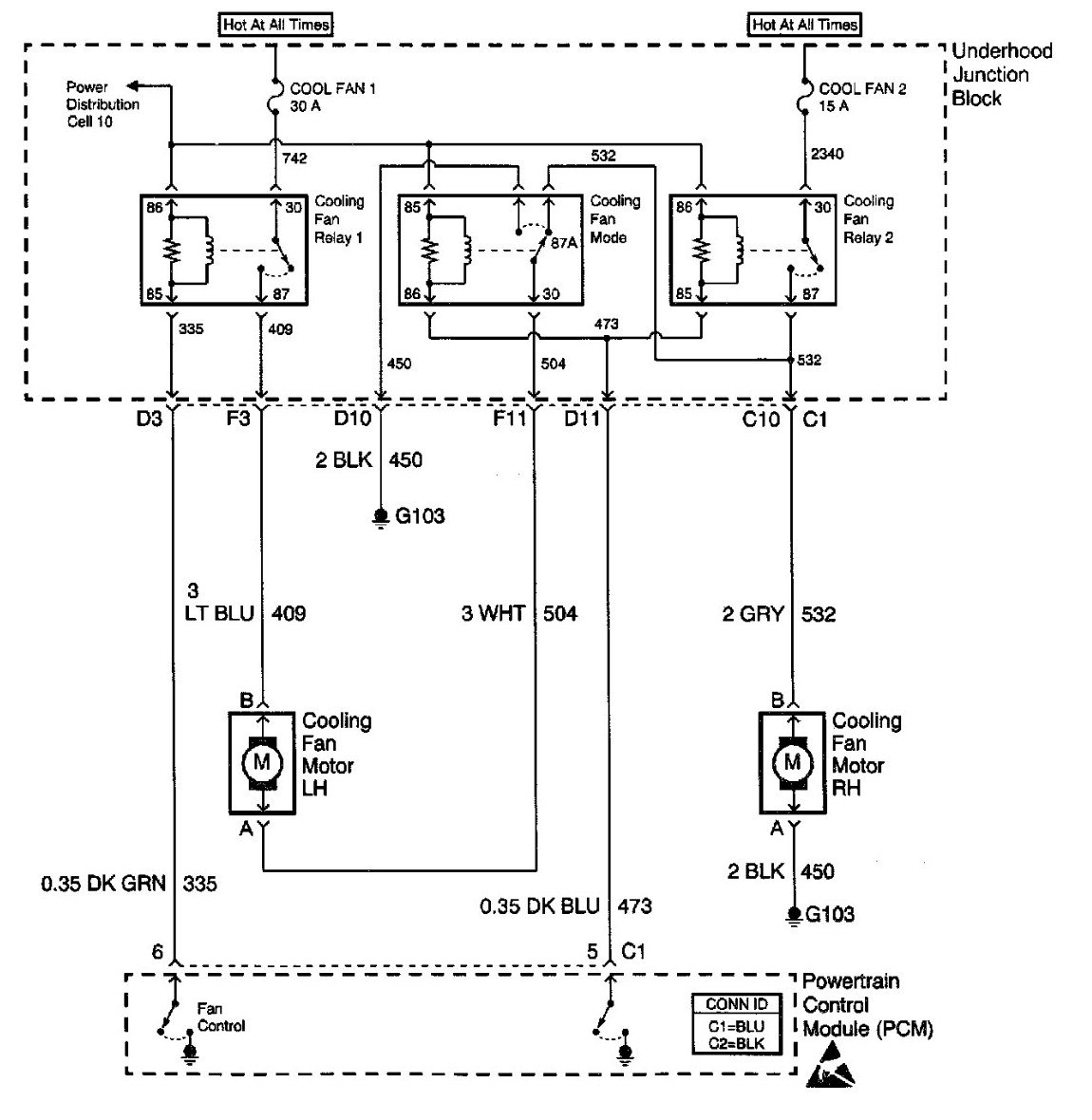 Diagram  Electric Cooling Fan Faq Wiring Diagram Full