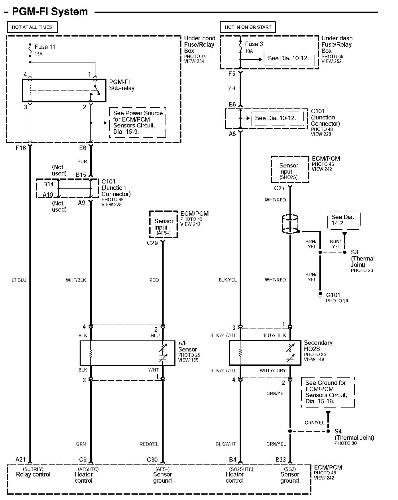 57B8F Honda 02 Sensor Wiring Diagram | Digital Resources on 2000 honda 300ex headlight diagram, headlight wire harness diagram, honda civic wiring schematics, relay wiring diagram, three prong plug diagram, mazda 3 headlight assembly diagram, honda motorcycle headlight circuit diagram, honda cbr600rr wiring-diagram,
