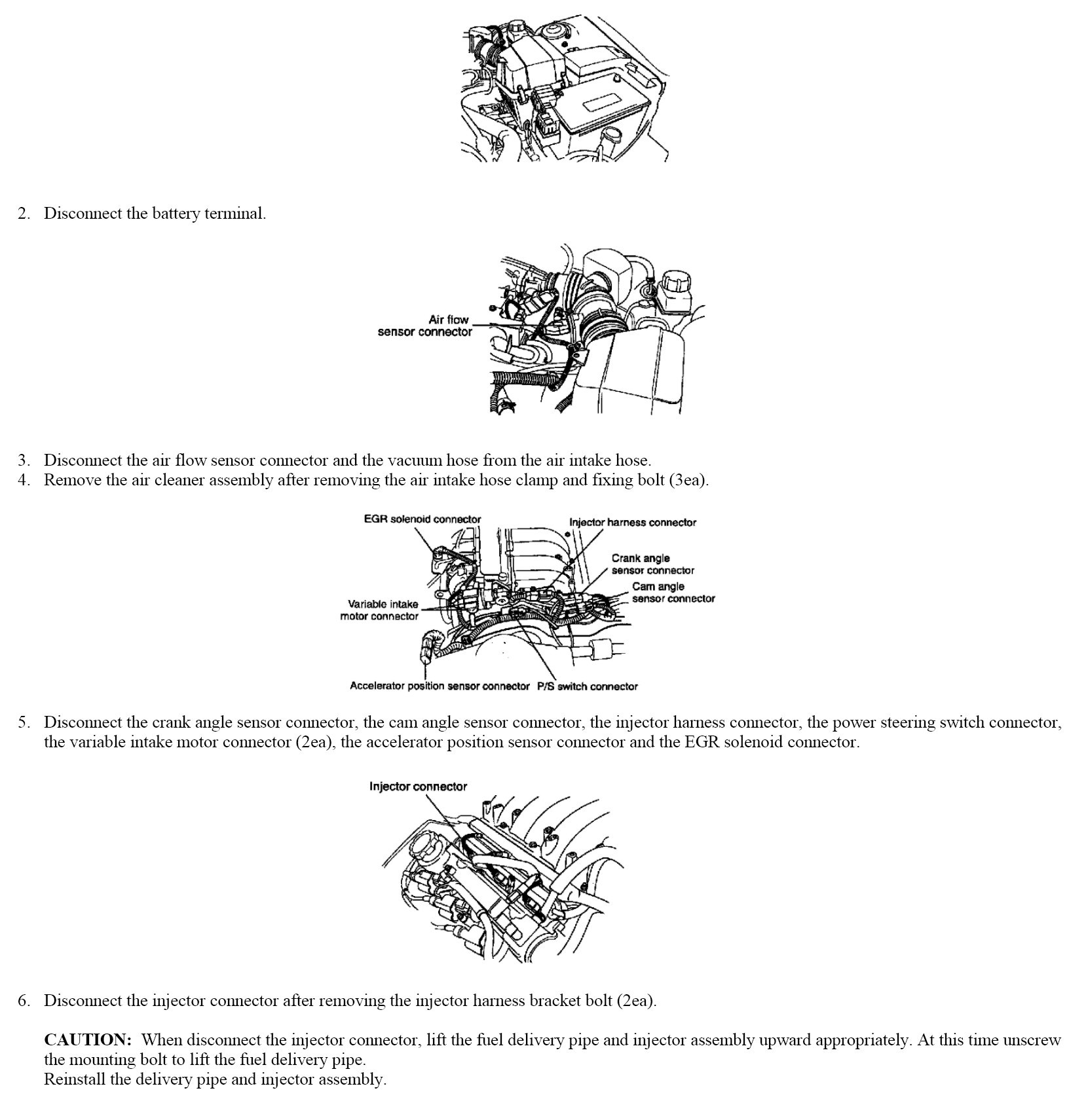 How do you change the spark plugs in the 2006 Kia Amanti? V6/350 ...