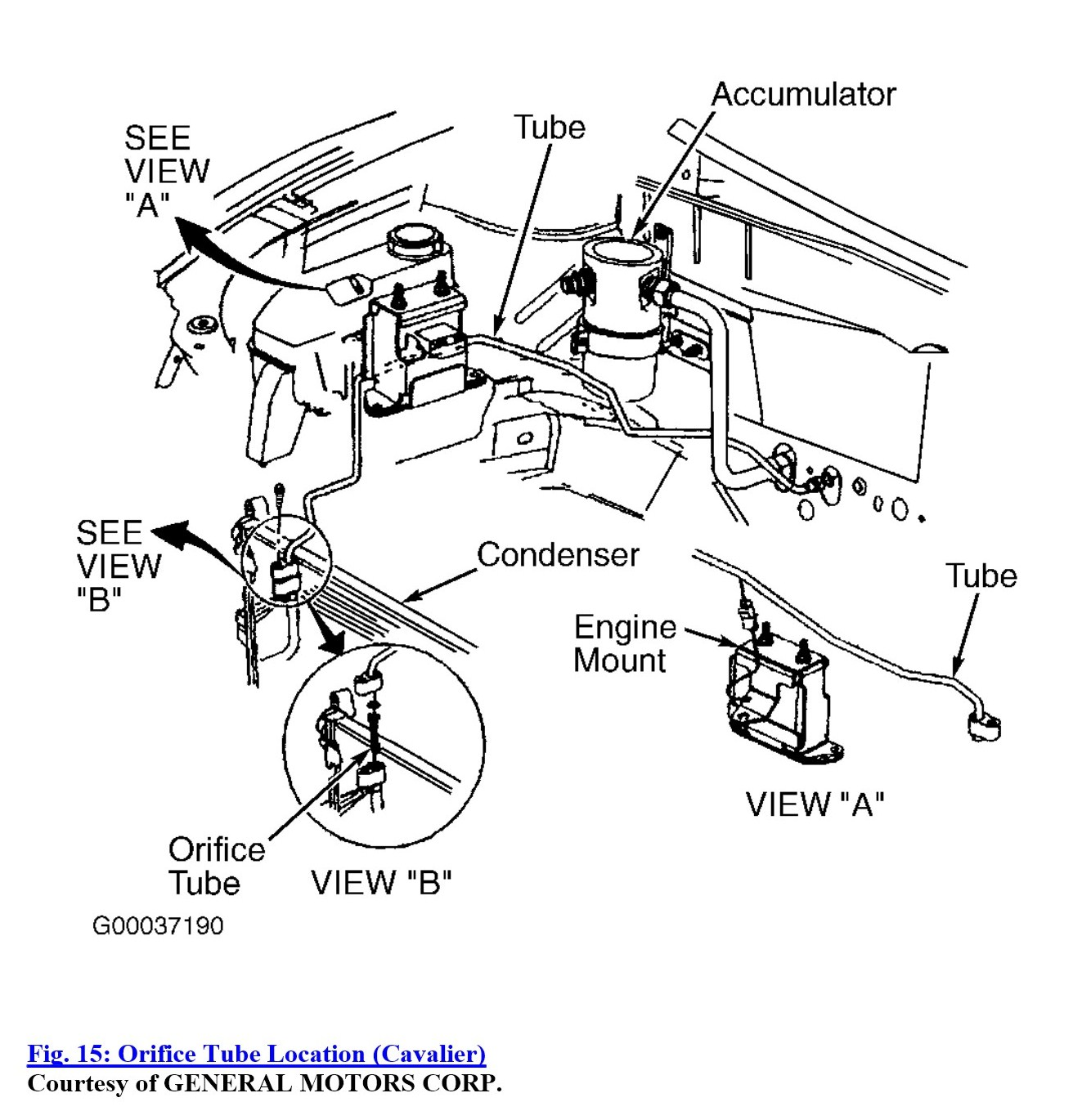 2005 pontiac vibe thermostat diagram html