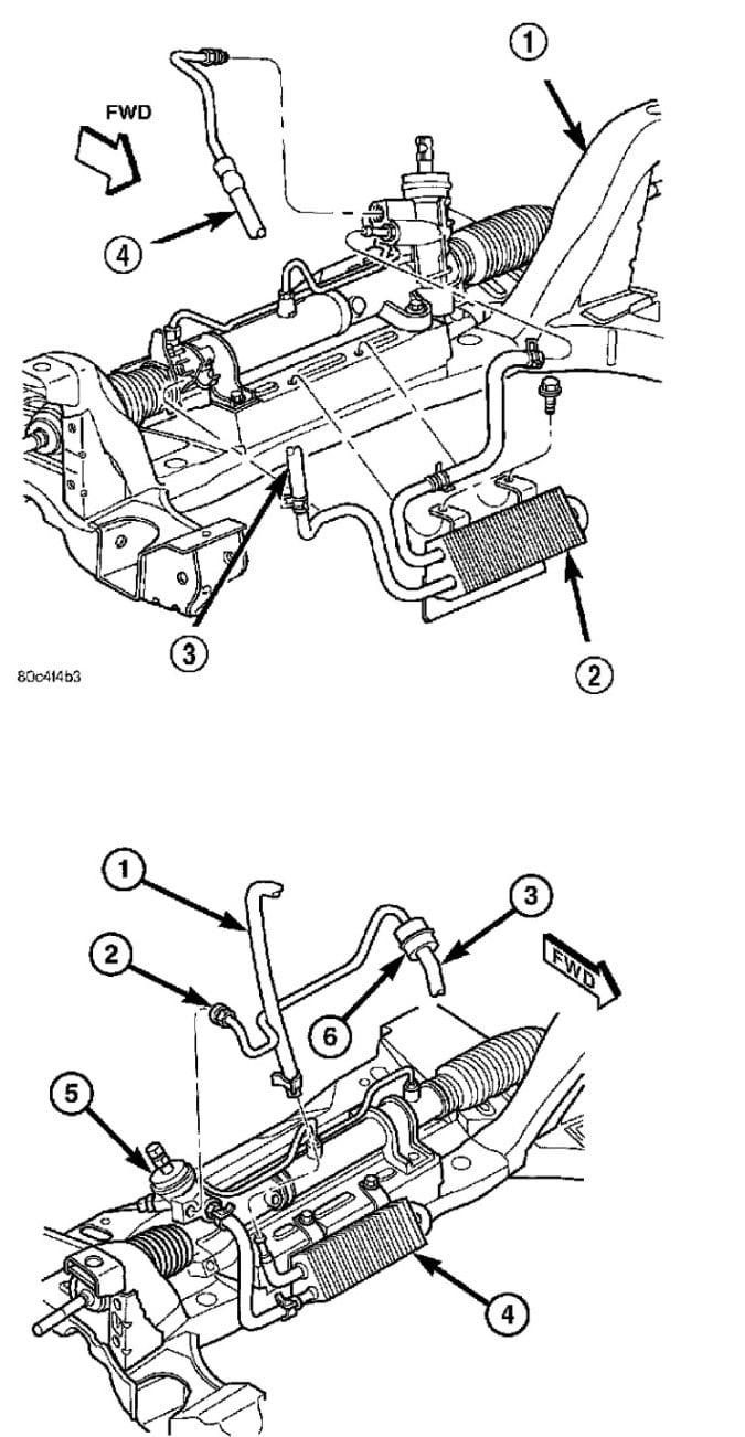 Pt Cruiser Power Steering Schematic - Wiring Diagram