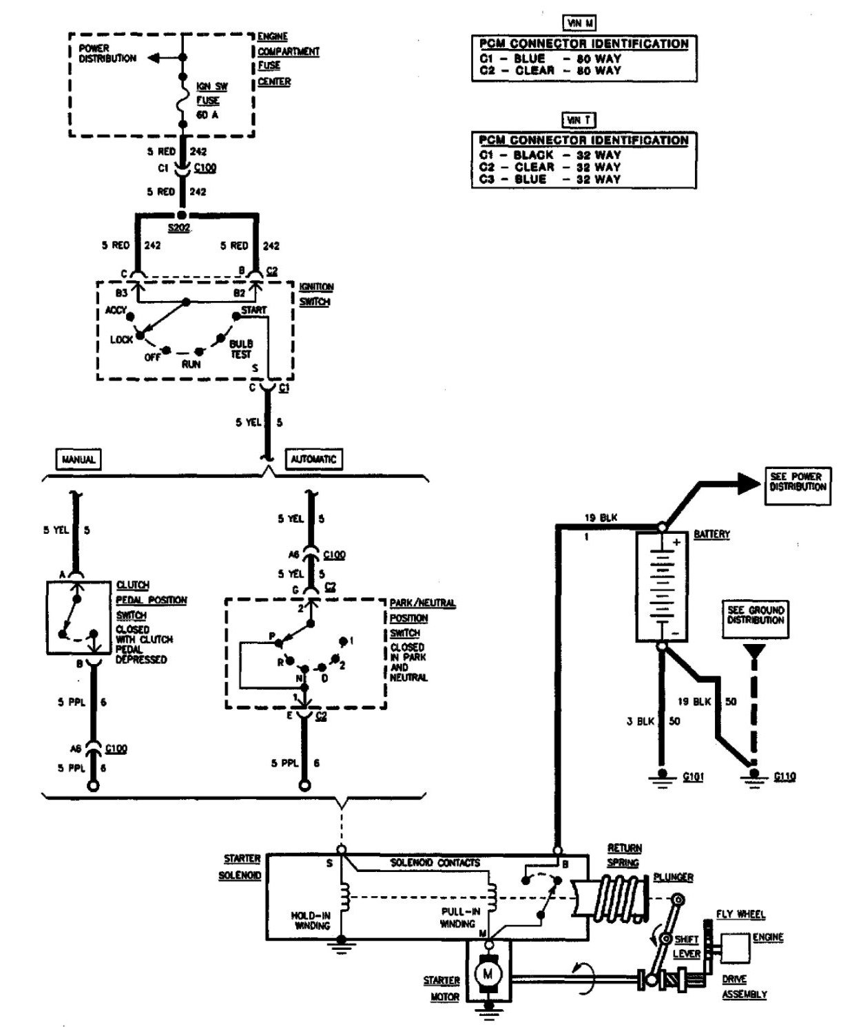 I Have A 96 Skylark That Will No Crankall Dash Ligts Come On With Here Is Wire Diagram Let Me Know If You Questions Thanks Digram Graphic
