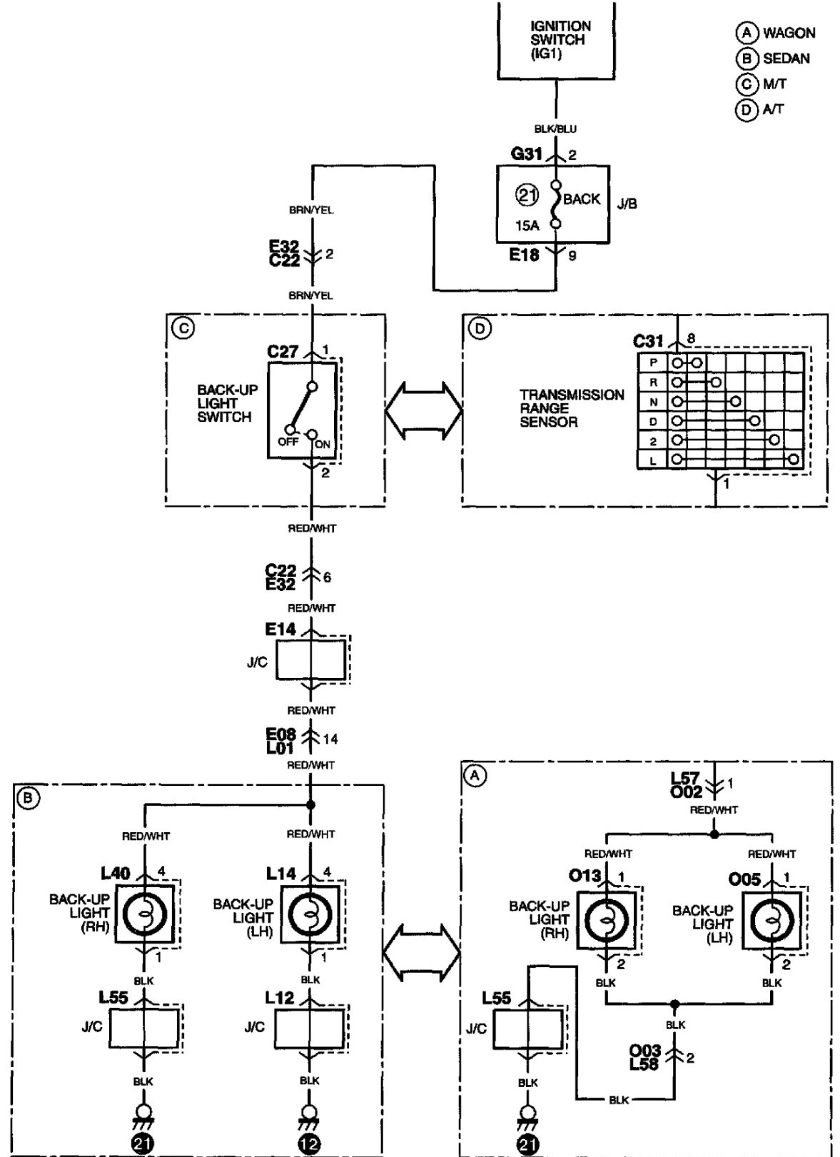 fuse diagram for 1999 suzuki esteem html