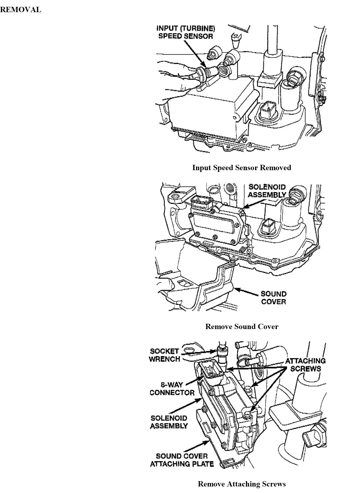 repair manual transmission shift solenoid 1995 chrysler