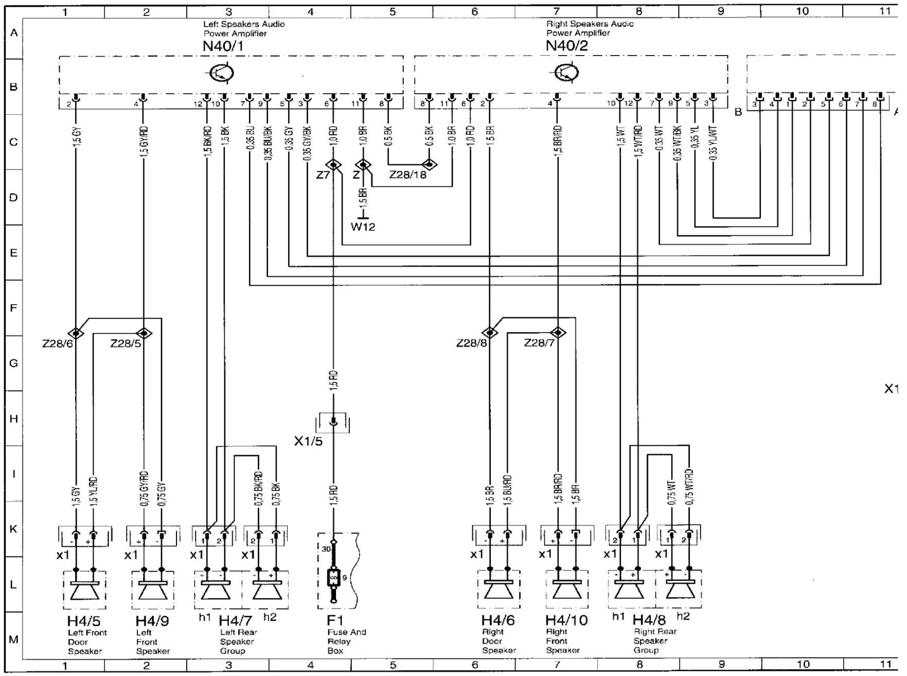 E420 Fuse Diagram Free Wiring For You Mercedes Car Stereo Detailed Rh 13 3 5 Gastspiel Gerhartz De Electrical