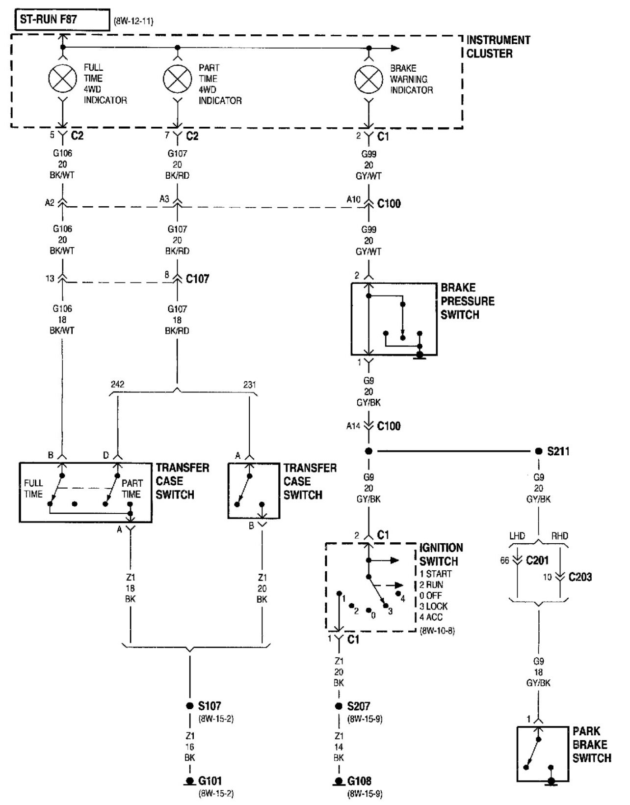 The Car Has Cluster Problem  Can You Please Send A Wiring Diagram Pdf  Is It Integrated With