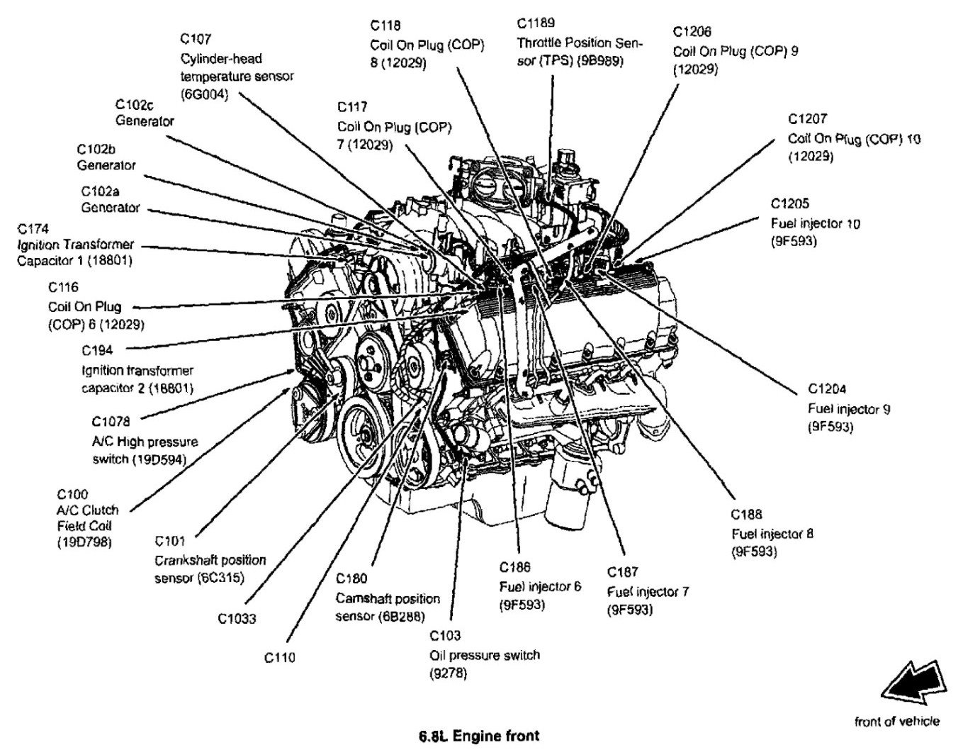 2004 ford explorer vacuum diagram  ford  auto wiring diagram