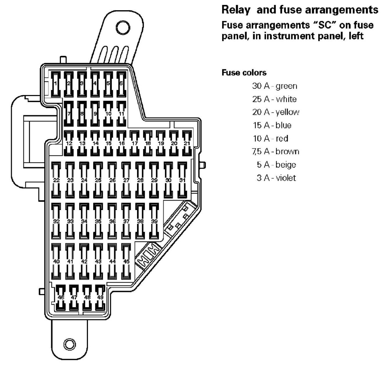 2011 01 07_205849_fuse_0000 2006 vw jetta fuse box 2006 vw jetta intercooler \u2022 wiring diagrams 2007 vw gti fuse box diagram at crackthecode.co