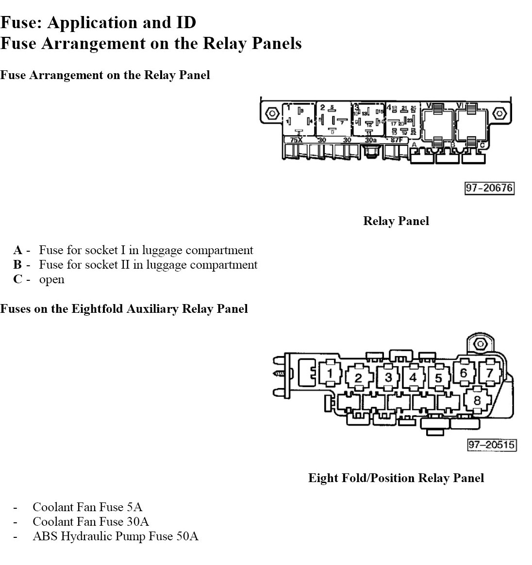 how do i get a fuse box diagram for a 2003 passat rh justanswer com 2003 volkswagen passat fuse box 2004 passat fuse box location