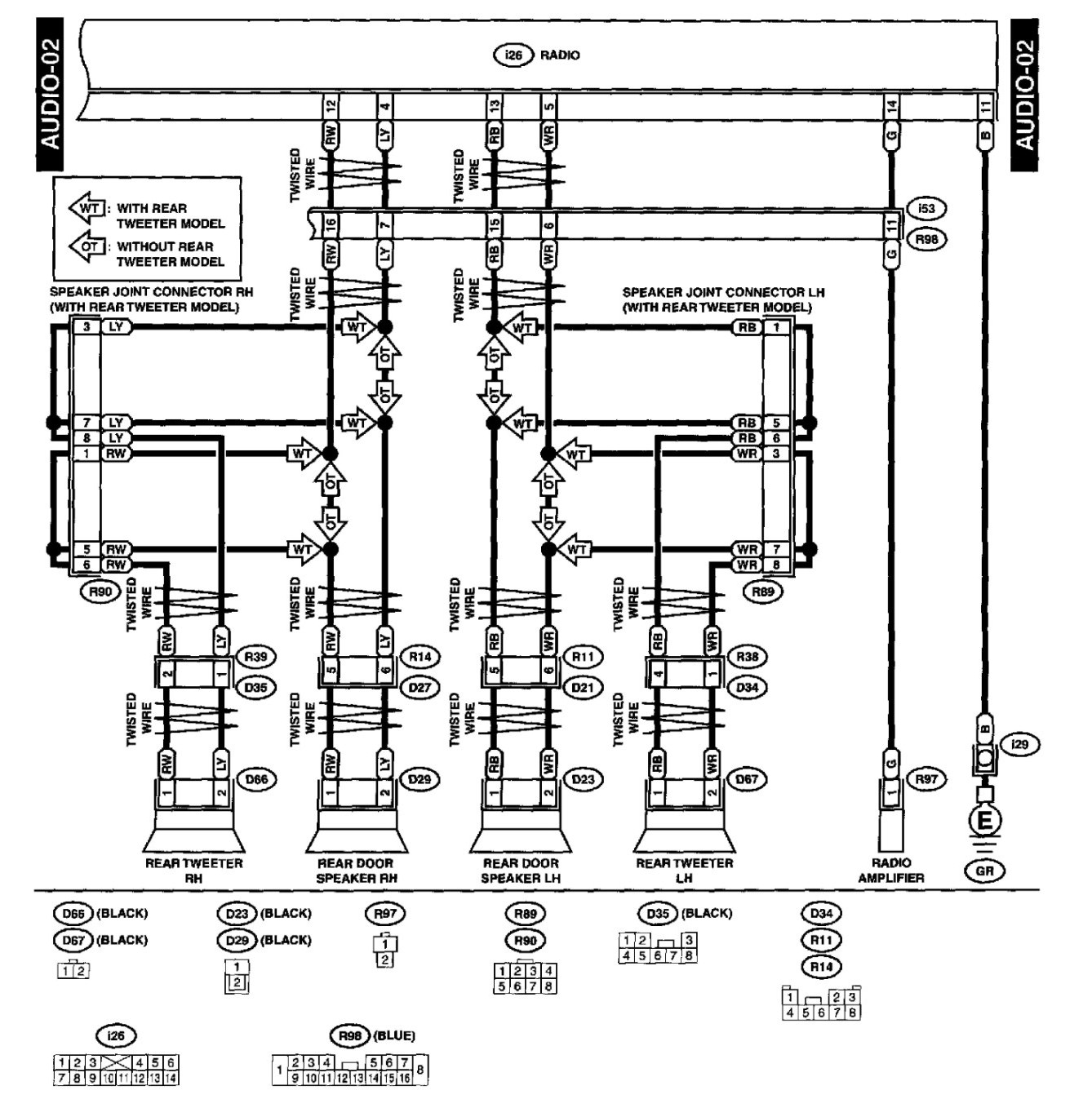Pontiac Headlight Socket Wiring Diagram Com