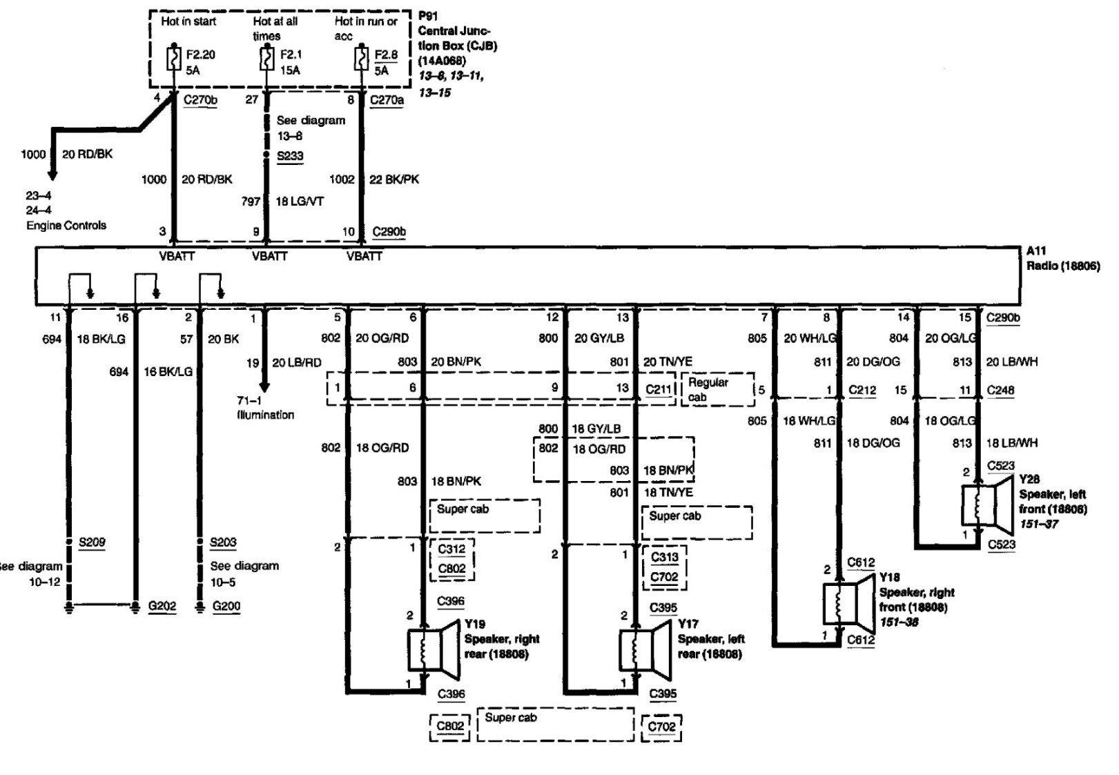2000 f150 radio wiring diagram wiring diagram 2013 ford f150 wiring diagram online wiring diagramdiagram for 2002 ford f 150 wiring harness as