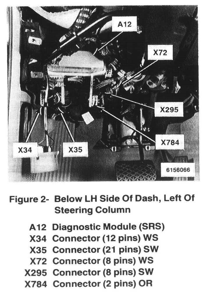 How can I reset srs light on 1991 535i E34 BMW