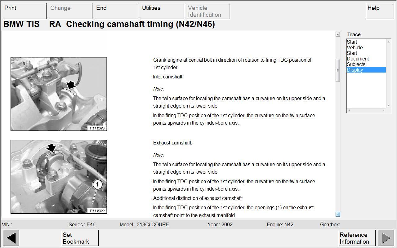 Cam on Bmw Cam Position Sensor