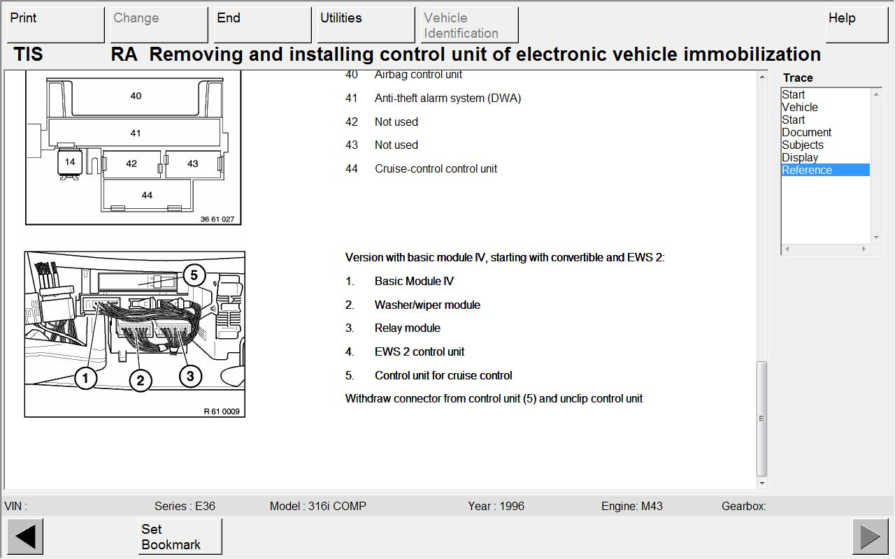How To Bridge Immobiliser
