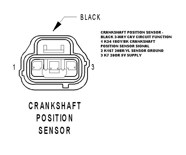 camshaft position sensor hall effect
