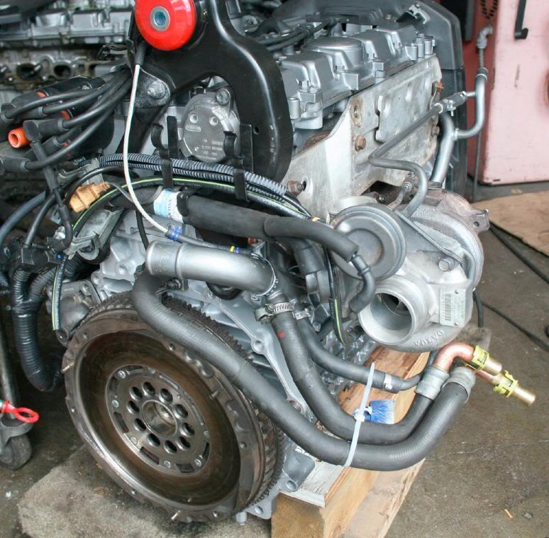 T Install on Volvo 850 Vacuum Hose Diagram