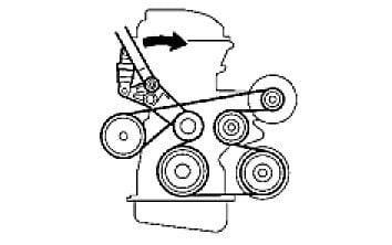 What is the Belt Diagram for a 2008 Toyota Corolla?JustAnswer