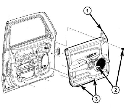 Jeep Commander Door Lock Wiring Diagram