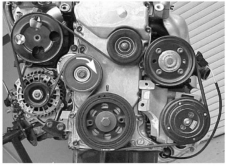 Suzuki Aerio Alternator