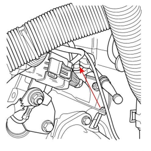 161059254932 additionally ElectricalCircuitsRelays as well Nissan 1998 Pathfinder Engine Diagram Google moreover 98 Camery Vacuum Lines 51185 together with T14261779 Remove spring clip brake switch 2008. on 2008 gmc fuse box