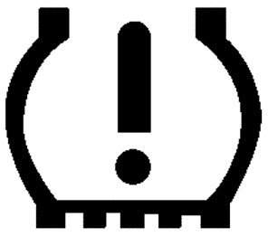 Tire Pressure Sensor Fault >> I'm concerned about the dashboard warning lights on my 2008 Yaris. One is the maintenance ...