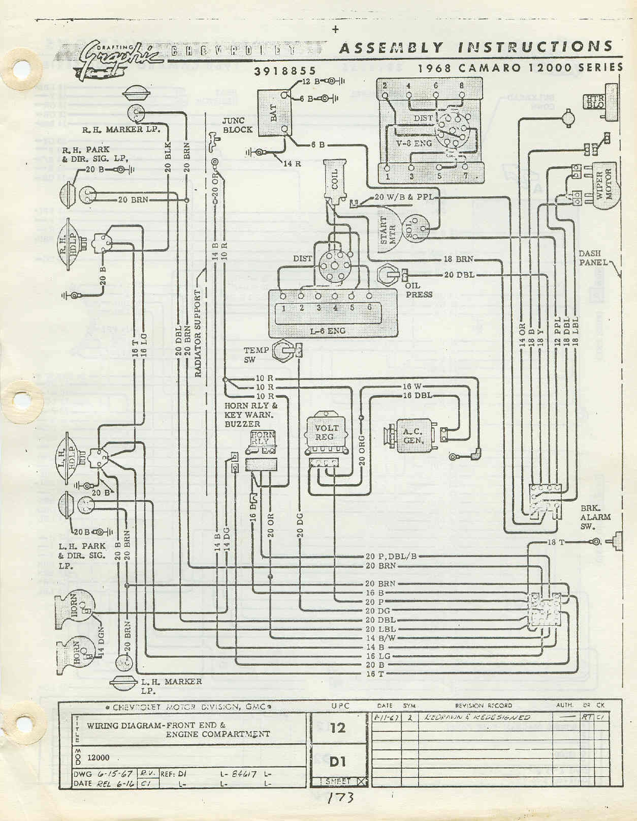 21 Images 1967 Camaro Ignition Switch Wiring Diagram