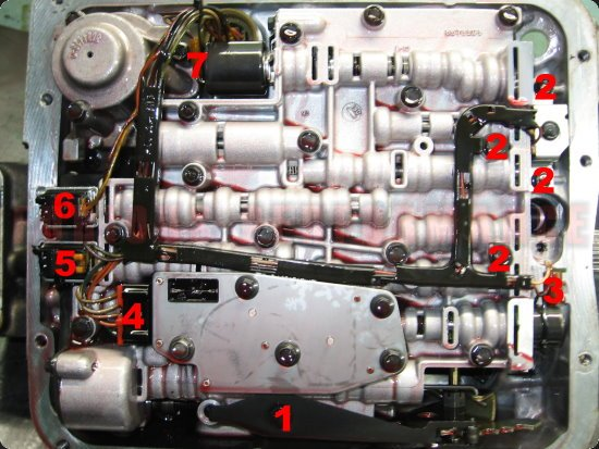 2000 S10 Transmission Solenoid Diagram Bege Wiring Diagram