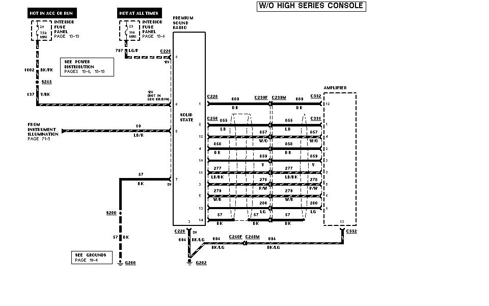 I U0026 39 M After A Radio Wiring Diagram Inc Wire Color Codes For