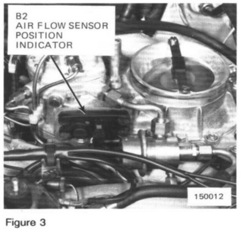 on Fuel Injection Idle Air Control Valve