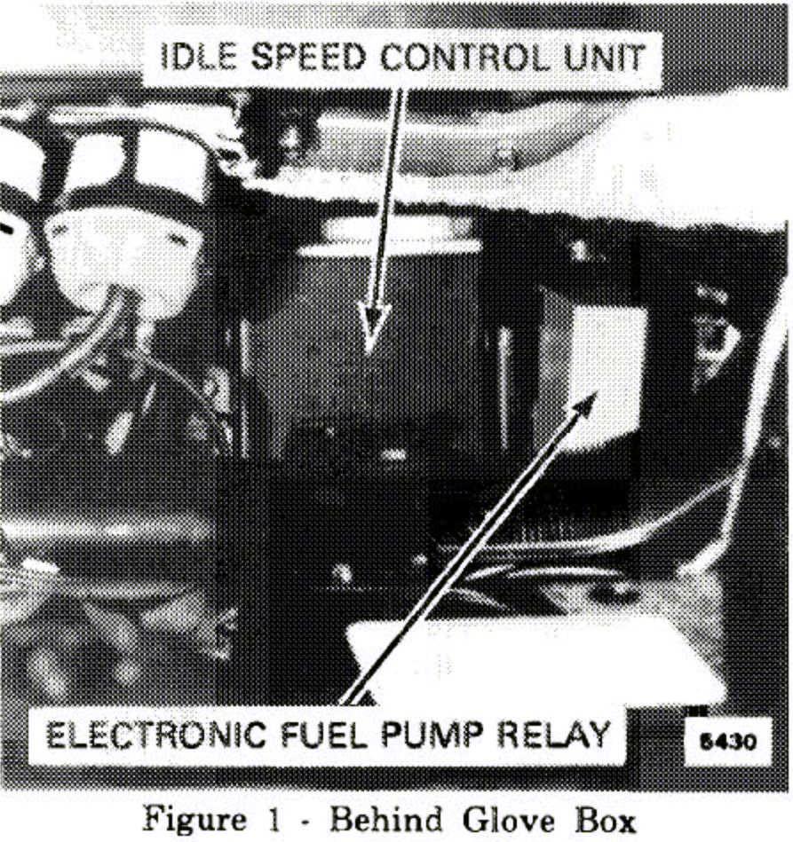 1984 380sl Engine Will Not Idle Below 1700 Rpm