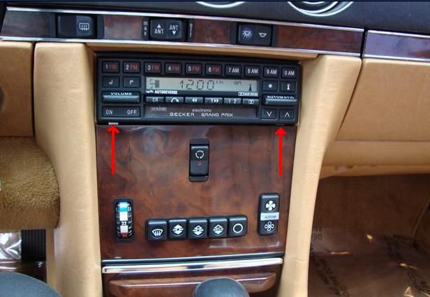My 560sl Radio 1989 Still Does Not E On After Changing Fuse 1 Rhjustanswer: 1988 Mercedes Sl Fuse Box At Gmaili.net
