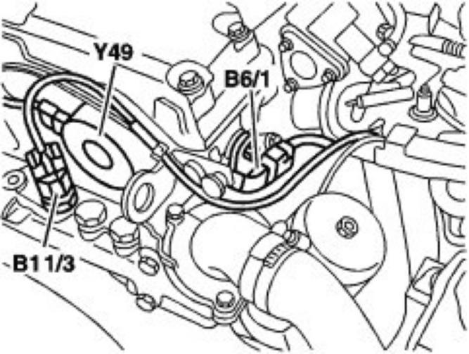 How To Change A Camshaft Sensor Position Or Position Sensor And