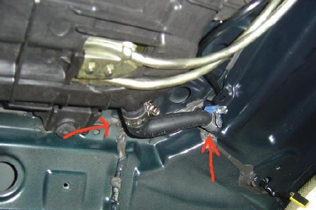 1997 Bmw 7401 Look For Diagram Of Sunroof Drainage Gutters Rhjustanswer: Bmw X5 Sunroof Drain Location At Gmaili.net