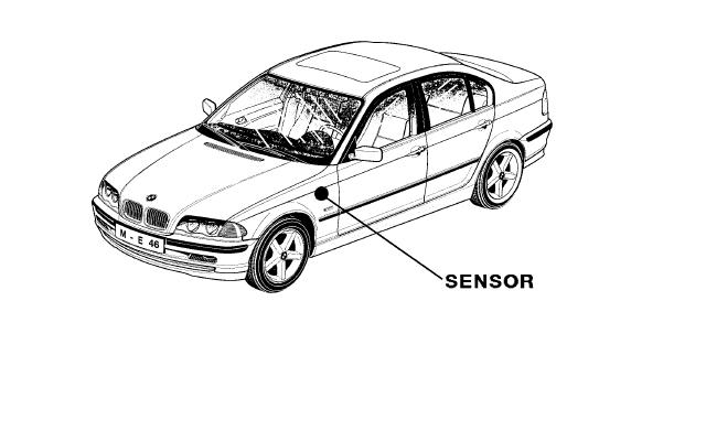 Where Is The Yaw Sensor Located On A 2003 E46 M3 It Part Rhjustanswer: 2003 Bmw 325i Sd Sensor Location At Gmaili.net