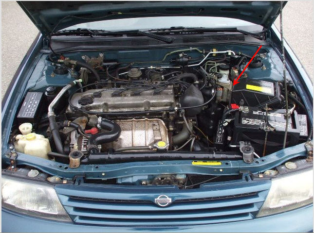 What Causes A 1997 Nissan Altima Gxe To Start To Run