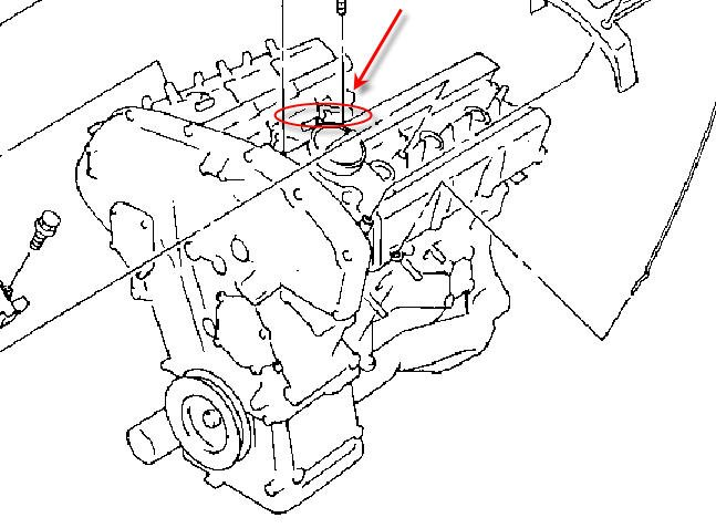 2009 10 13_001251_Knock_Sensor_loc where is the knock sensor located in a 1995 maxima? 98 Nissan Maxima Suspension at mifinder.co