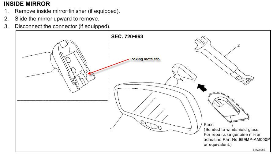 2009 10 21_143302_09_Altima_Auto_Dim_Mirror_removal_2 how do i install a auto dim rear view mirror in 2009 altima? auto dimming rear view mirror wiring diagram at crackthecode.co