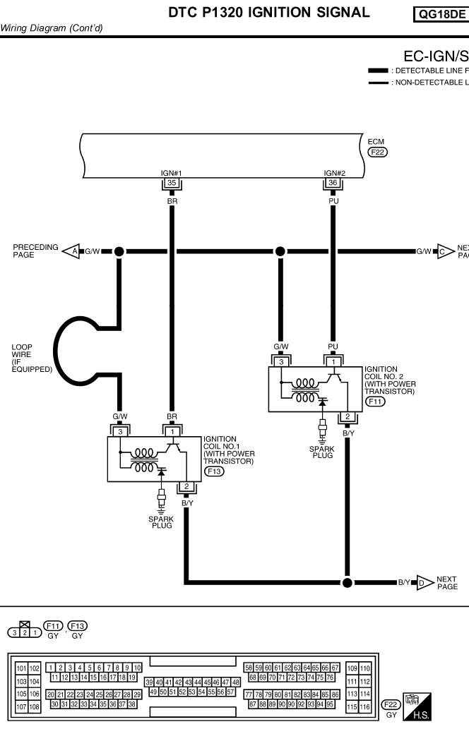 Can I Get The Complete Engine Wiring Diagram For A 2001 Nissan Gxe 1 8 Liter