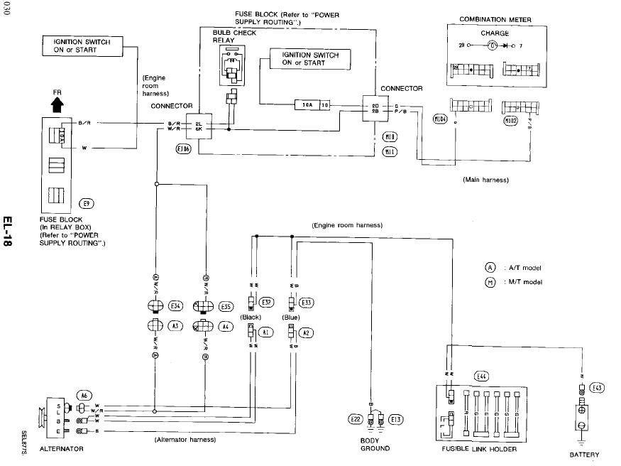 300zx Alternator Wiring Diagram: 1990 Vw Jetta Wiring Diagram Alt At Goccuoi.net