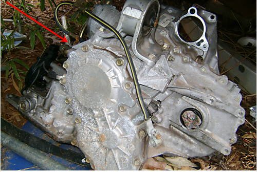 I Own A 2003 Sentra Spec V And The Ignition Coil Fuse