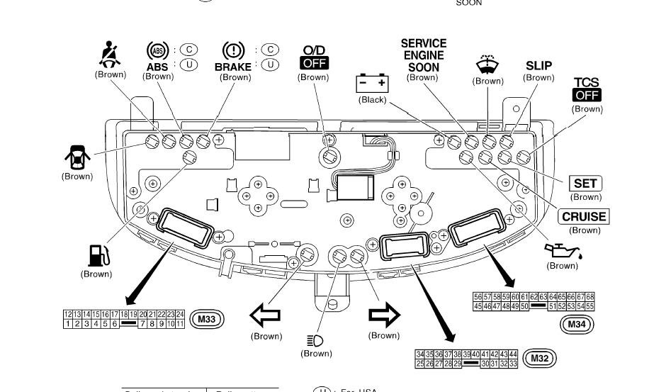 4ph6i 2000 Mr2 Spyder Toyota 2 Pre Cat O2 Sensors One Left One moreover 98 Lincoln Town Car Air Conditioning together with 92 Nissan Pathfinder Wiring Diagrams in addition 2406 Fuse Module Locations Pics besides 200sx S14 Wiring Diagram. on nissan altima radio wiring diagram