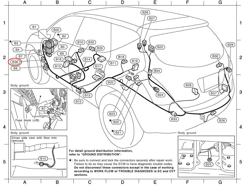 2005 Murano Radio Wiring Diagrams furthermore 2003 Infiniti M45 Radio Wiring Diagram besides Sr20ve Wiring Diagram as well 2007 Nissan Altima Seat Frame Diagram together with Fuse Box For G35. on 2003 nissan 350z stereo wiring diagram