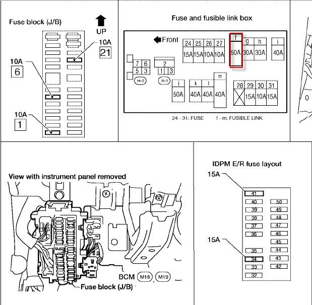 96 Maxima Fuse Box Wiring Wiring Diagrams Instructions