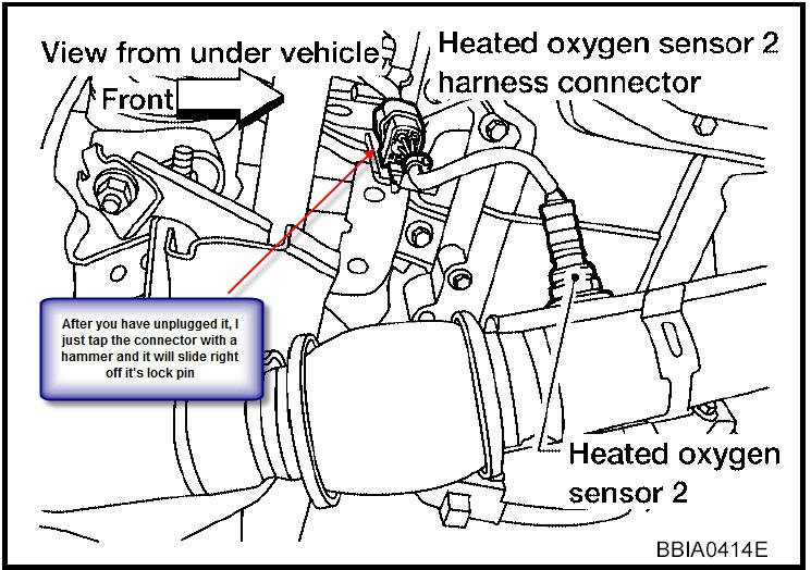 2010 10 10_021659_2006_Altima_02_sensor_connector i am having trouble with an oxygen sensor on a 2006 nissan altima 2002 Nissan Sentra Wiring Diagram at gsmx.co