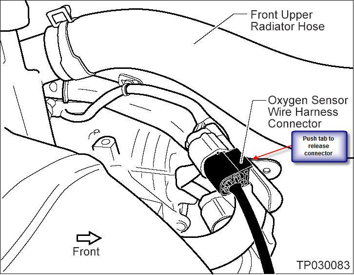 I Am Having Trouble With An Oxygen Sensor On A 2006 Nissan Altima