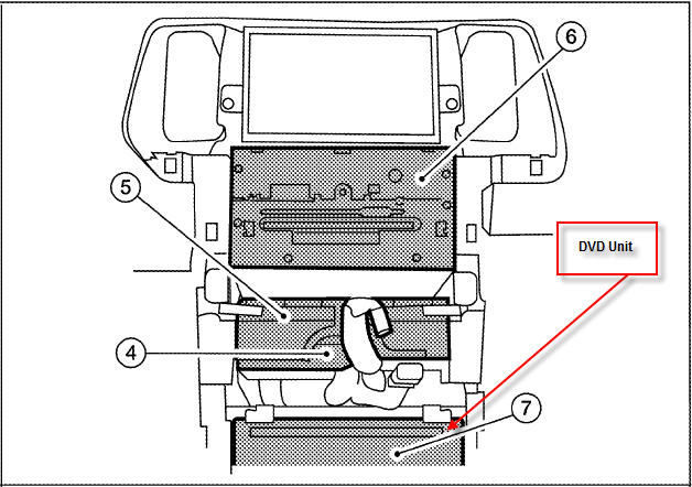 Where Is The Navigation System Dvd Located On A 2007 Nissan Maxima Rhjustanswer: 2004 Nissan Maxima Navigation Radio At Elf-jo.com