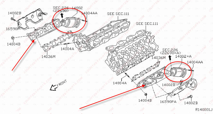 2004 Infiniti Qx56 Engine Diagram