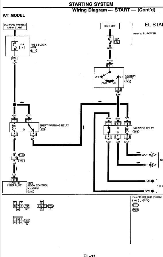 1997 infiniti i30 wiring diagram   32 wiring diagram images