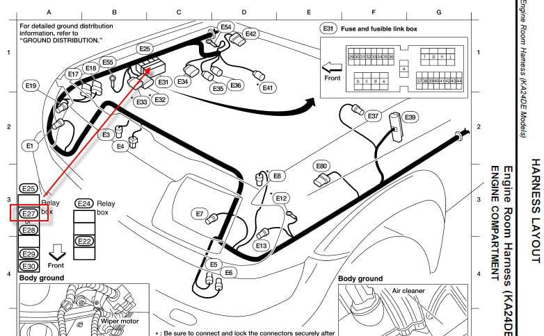 2002 nissan frontier fuse diagram easy wiring diagrams u2022 rh art isere com