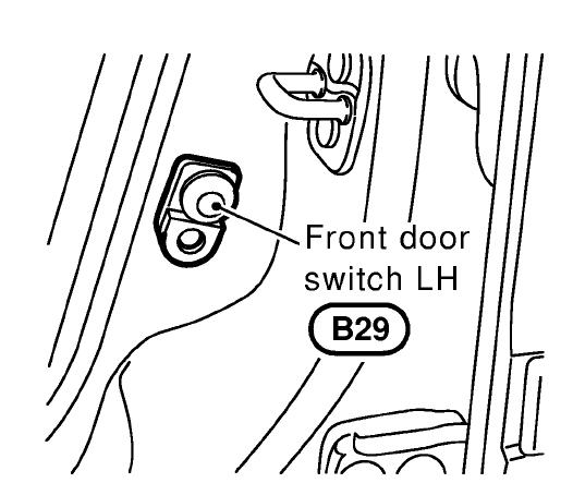 My Door Locks Do Not Work On My 2002 Infiniti I35 Were Should I